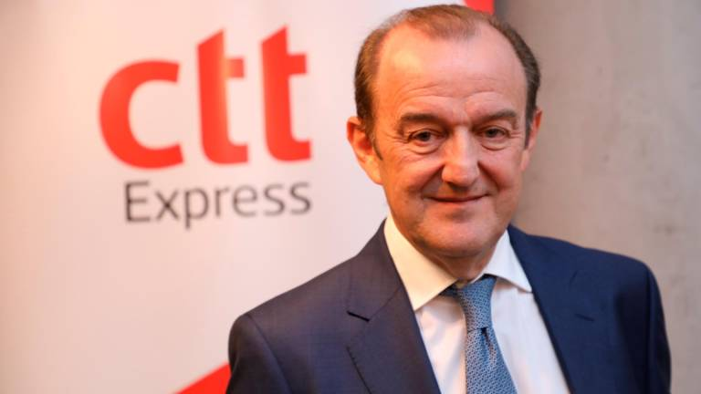 Manuel Molins Director general CTT Express. EE