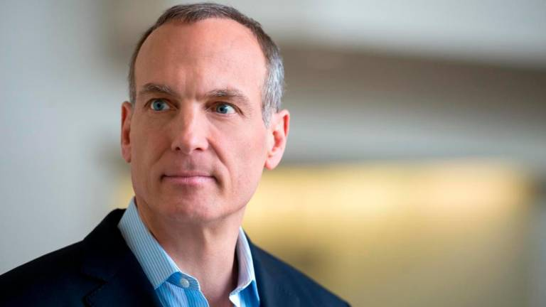 Glenn Fogel, CEO de Booking Holdings. EE