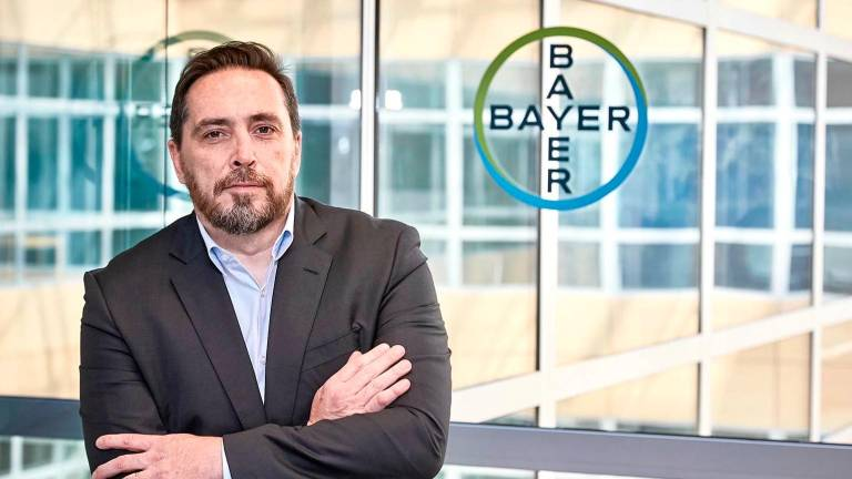 Guido Senatore, Director Médico de Bayer en España. BAYER