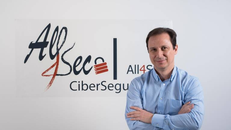 Juanjo Galán, Business Strategy en All4Sec